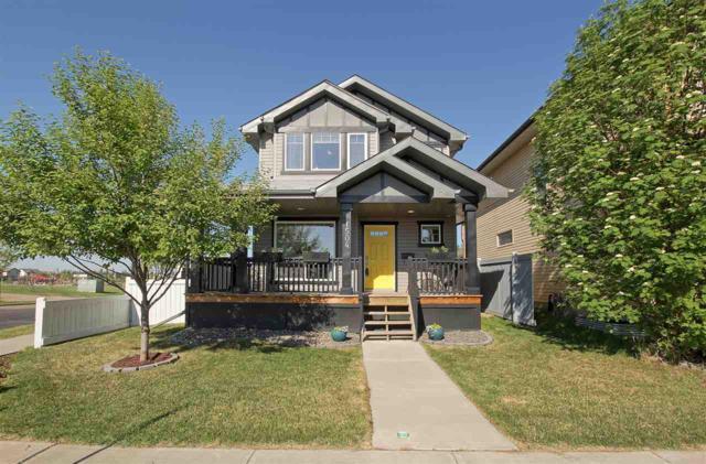 1504 Towne Centre Boulevard, Edmonton, AB T6R 0P4 (#E4112323) :: The Foundry Real Estate Company