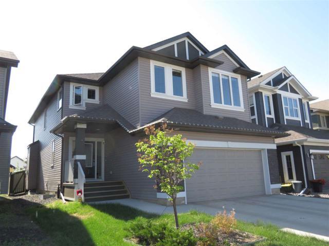 3707 Westcliff Way SW, Edmonton, AB T6W 2T1 (#E4112354) :: GETJAKIE Realty Group Inc.