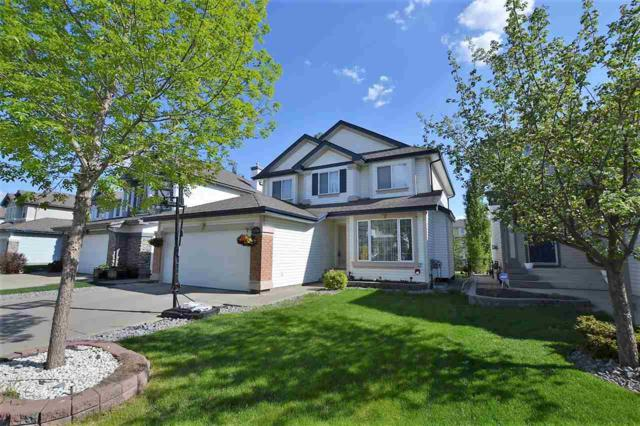 1150 Rutherford Close, Edmonton, AB T6W 1H6 (#E4112403) :: The Foundry Real Estate Company