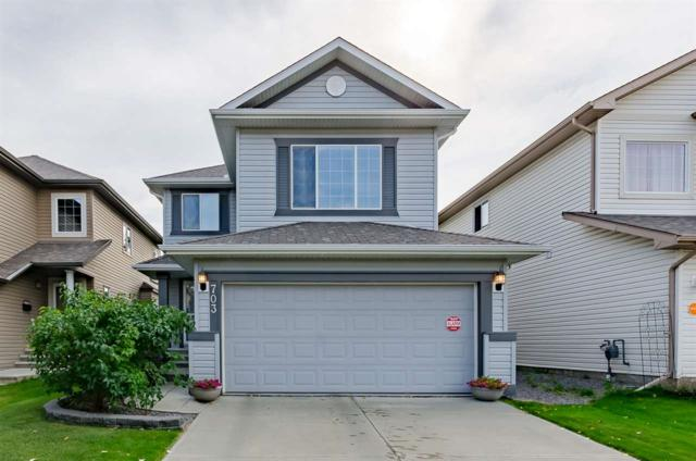 703 Mcallister Loop SW, Edmonton, AB T6W 1X9 (#E4112472) :: The Foundry Real Estate Company