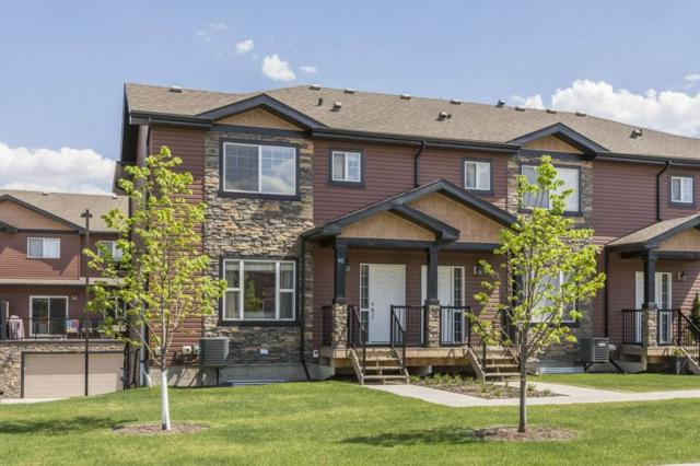 45 301 Palisades Way, Sherwood Park, AB T8H 0T4 (#E4112487) :: The Foundry Real Estate Company