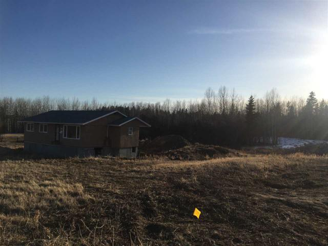 40 1319 Twp Rd 510 Road, Rural Parkland County, AB T0E 0H0 (#E4112586) :: The Foundry Real Estate Company