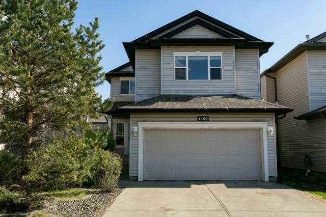 1109 Mcallister Court, Edmonton, AB T6W 1T9 (#E4112701) :: The Foundry Real Estate Company