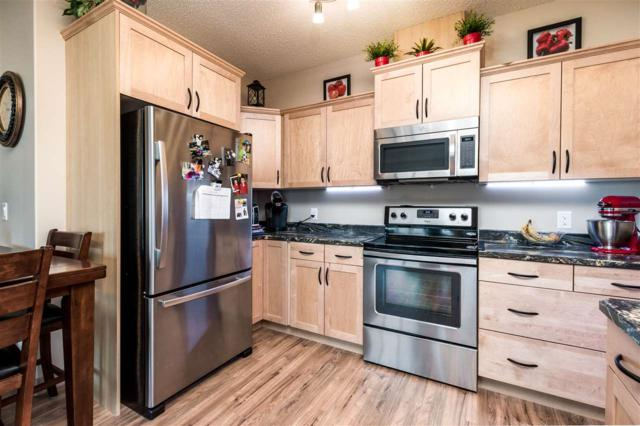 313 4075 Cloverbar Road, Sherwood Park, AB T8H 0R6 (#E4112708) :: The Foundry Real Estate Company