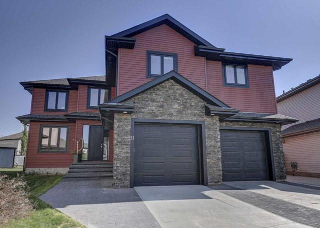 11 Newton Place, St. Albert, AB T8N 3V8 (#E4112728) :: The Foundry Real Estate Company