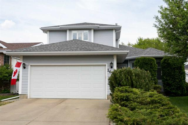 167 Dorchester Drive, St. Albert, AB T8N 5Y4 (#E4112787) :: The Foundry Real Estate Company