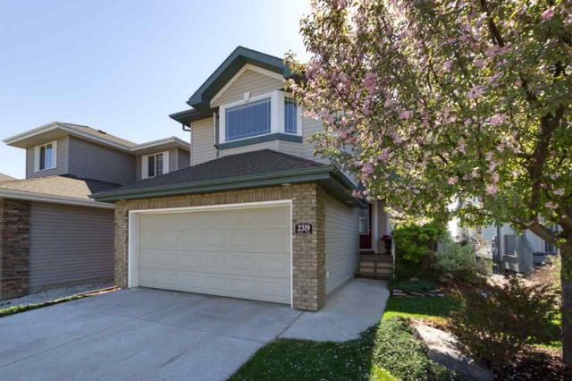 2319 Taylor Close, Edmonton, AB T6R 3J6 (#E4112811) :: The Foundry Real Estate Company