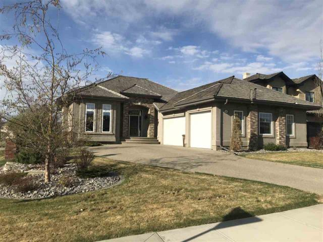 244 Kingswood Boulevard, St. Albert, AB T8N 1B9 (#E4112852) :: The Foundry Real Estate Company