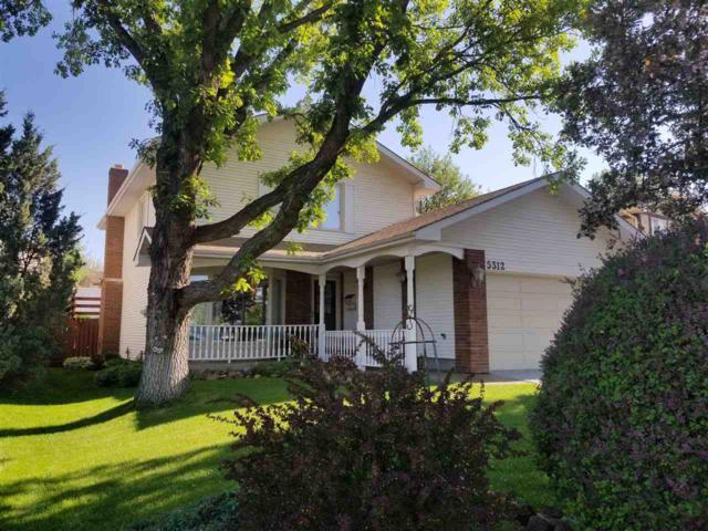 5312 35 Avenue, Edmonton, AB T6L 1V8 (#E4112873) :: The Foundry Real Estate Company