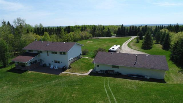 37 53503 RGE RD 274, Rural Parkland County, AB T7X 3R9 (#E4112900) :: The Foundry Real Estate Company