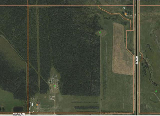 4116 Twp Rd 474, Rural Brazeau County, AB T0C 0P0 (#E4112901) :: The Foundry Real Estate Company