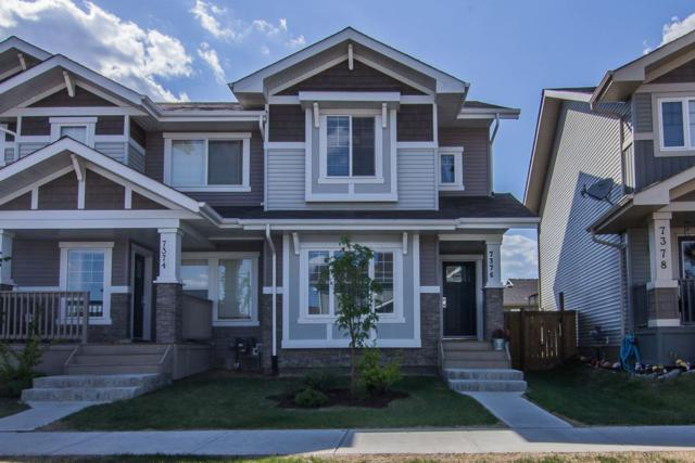 7376 Edgemont Way, Edmonton, AB T6M 0P4 (#E4112904) :: The Foundry Real Estate Company