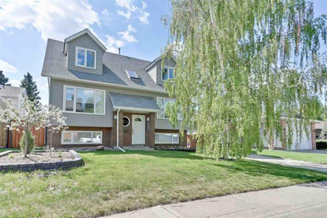 2116 113 Street, Edmonton, AB T6J 4X2 (#E4112927) :: The Foundry Real Estate Company