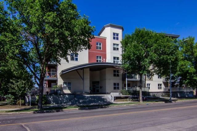 402 10118 106 Avenue, Edmonton, AB T5J 3S4 (#E4113555) :: The Foundry Real Estate Company