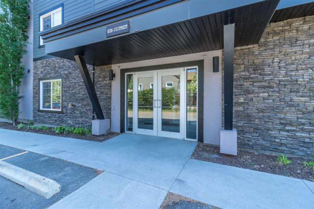 104 6720 112 Street, Edmonton, AB T6H 3J8 (#E4113566) :: The Foundry Real Estate Company