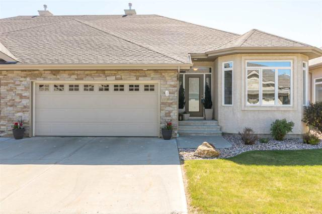 21 61 Lafleur Drive, St. Albert, AB T8N 0X5 (#E4113633) :: The Foundry Real Estate Company