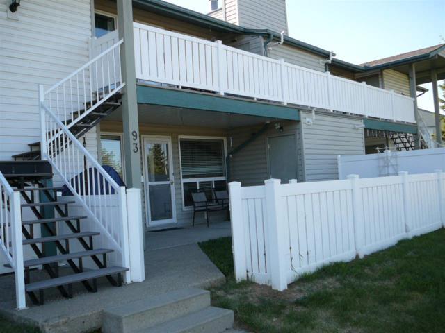93 2703 79 Street, Edmonton, AB T6K 3Z6 (#E4113824) :: The Foundry Real Estate Company