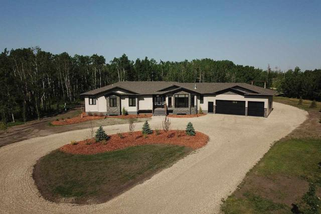 20, 26555 Twp 481, Rural Leduc County, AB T0C 1Z0 (#E4113950) :: The Foundry Real Estate Company