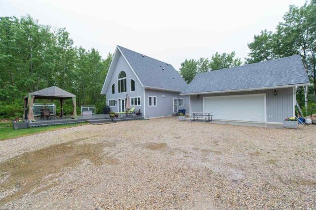 117-54225 Ste. Anne Trail, Rural Lac Ste. Anne County, AB T0E 0A0 (#E4114161) :: The Foundry Real Estate Company