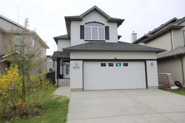 2521 Bell Court, Edmonton, AB T6W 1J8 (#E4114257) :: The Foundry Real Estate Company