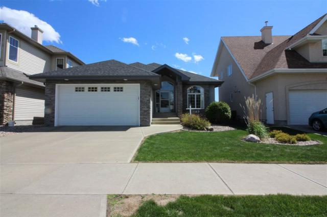 2069 Blackmud Creek Drive, Edmonton, AB T6W 1G8 (#E4114278) :: The Foundry Real Estate Company