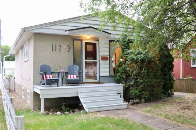 11243 85 Street, Edmonton, AB T5B 3C6 (#E4114449) :: The Foundry Real Estate Company