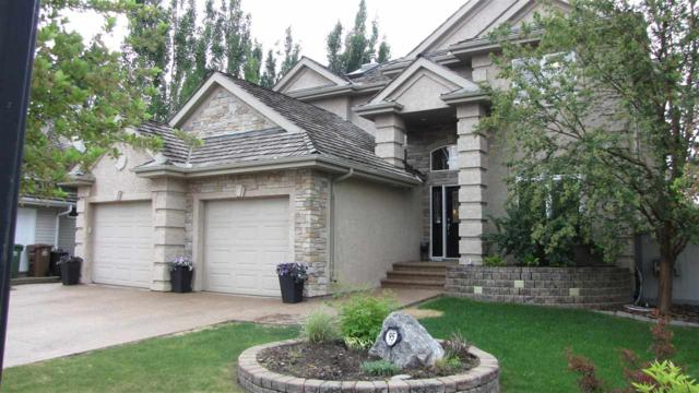 95 L'hirondelle Court, St. Albert, AB T8N 6T8 (#E4114490) :: The Foundry Real Estate Company