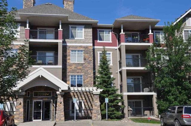 325 2098 Blackmud Creek Drive, Edmonton, AB T6W 1T7 (#E4114534) :: The Foundry Real Estate Company