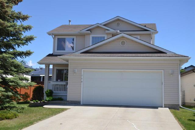 719 Balfour Close, Edmonton, AB T5T 6H7 (#E4114589) :: The Foundry Real Estate Company