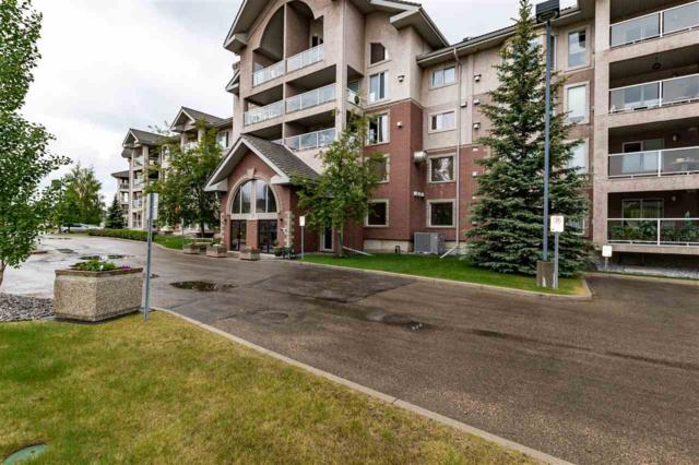 436 200 Bethel Drive, Sherwood Park, AB T8H 2C5 (#E4114652) :: The Foundry Real Estate Company