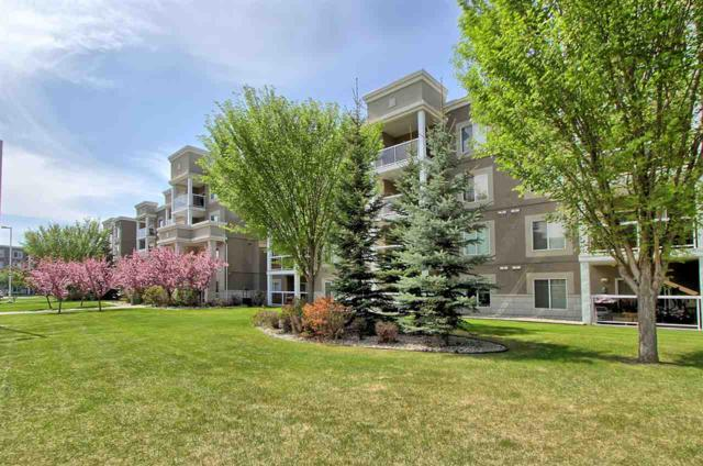 336 78 B Mckenney Avenue, St. Albert, AB T8N 7K3 (#E4114678) :: The Foundry Real Estate Company