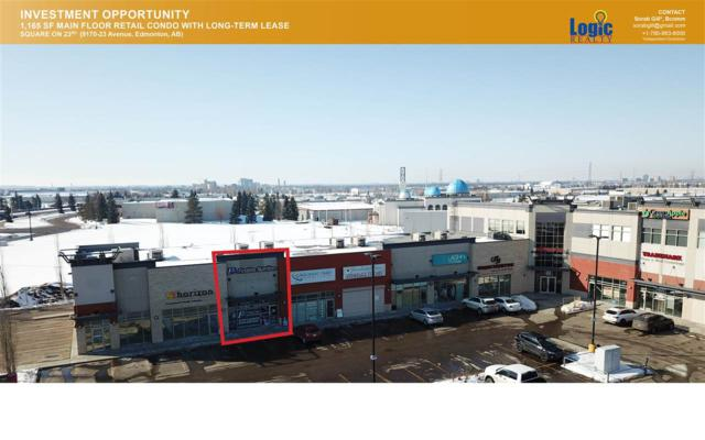 9170 23 AV NW NW, Edmonton, AB T6N 1H9 (#E4114679) :: The Foundry Real Estate Company