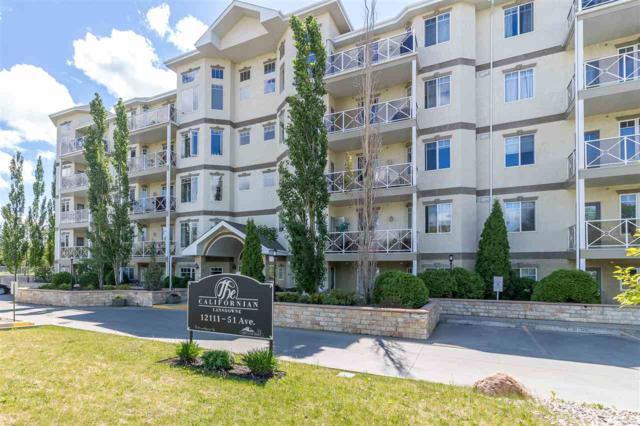 119 12111 51 Avenue, Edmonton, AB T6H 6A3 (#E4114689) :: The Foundry Real Estate Company