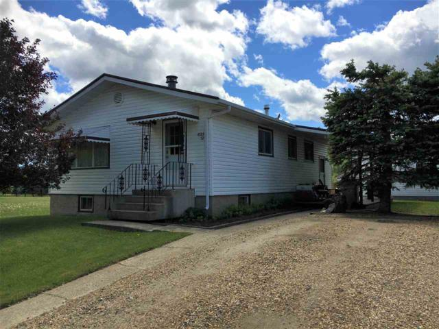 4523 52 Avenue, Warburg, AB T0C 2T0 (#E4114690) :: The Foundry Real Estate Company