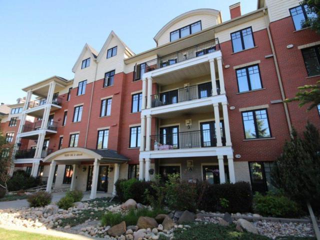 201 9811 96A Street, Edmonton, AB T6A 4A4 (#E4114870) :: The Foundry Real Estate Company