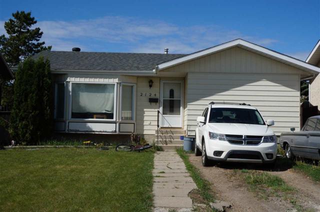 2124 35 Street, Edmonton, AB T6L 3G2 (#E4114923) :: The Foundry Real Estate Company