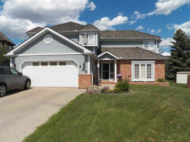238 Greenoch Crescent NW, Edmonton, AB T6L 1B4 (#E4115093) :: The Foundry Real Estate Company