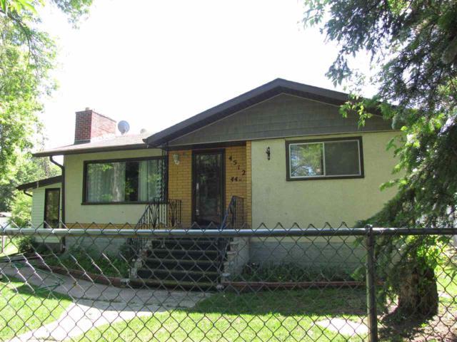 4512 44 St, Rural Lac Ste. Anne County, AB T0E 0A0 (#E4115172) :: The Foundry Real Estate Company