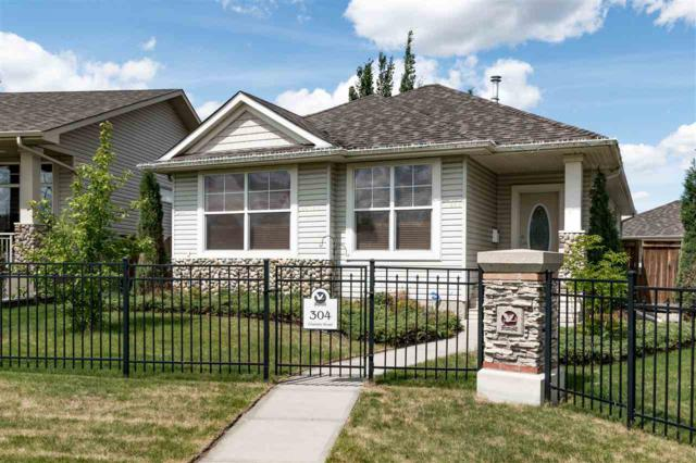 304 Chatwin Road, Sherwood Park, AB T8H 0B1 (#E4115181) :: The Foundry Real Estate Company