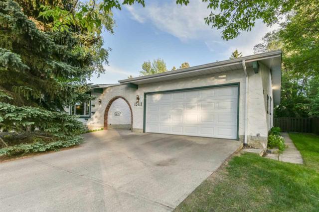 15111 54 Avenue, Edmonton, AB T6H 4Z1 (#E4115243) :: The Foundry Real Estate Company