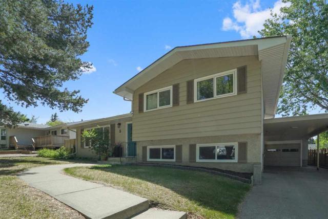 5 Bernard Drive, St. Albert, AB T8N 0B3 (#E4115333) :: The Foundry Real Estate Company