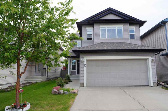1135 Mcallister Court, Edmonton, AB T6W 1T9 (#E4115623) :: The Foundry Real Estate Company