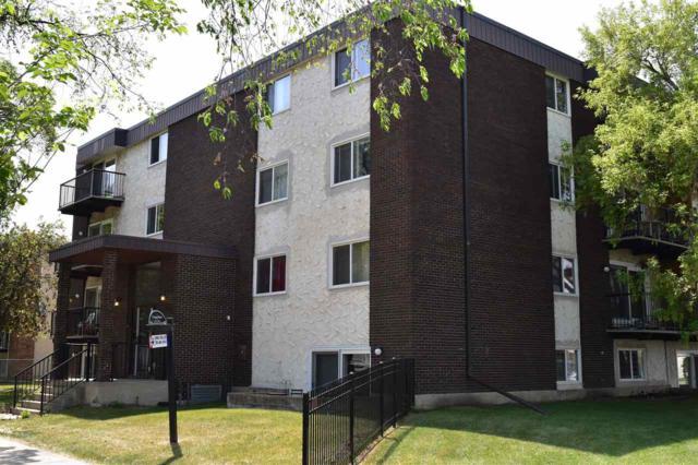 404 10740 105 Street, Edmonton, AB T5H 2X2 (#E4115632) :: The Foundry Real Estate Company