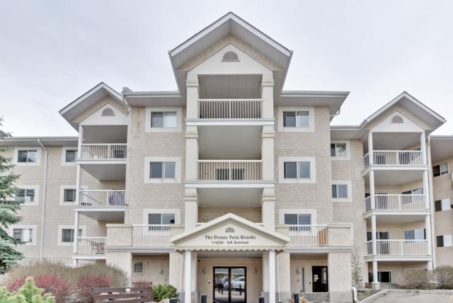402 11620 9A Avenue, Edmonton, AB T6J 7B4 (#E4115647) :: The Foundry Real Estate Company