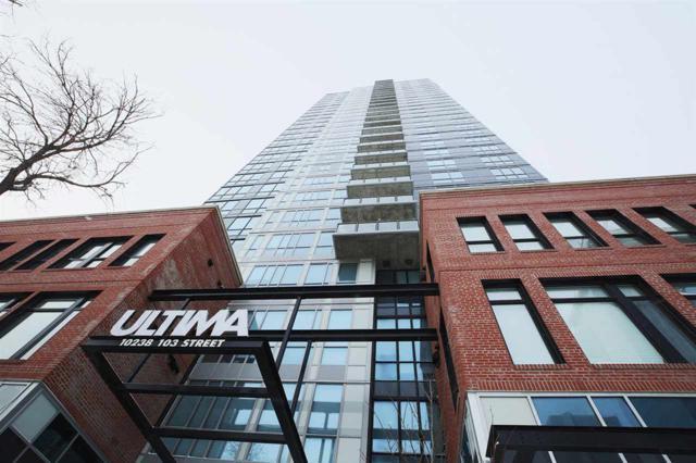 1401 10238 103 Street, Edmonton, AB T5J 0G6 (#E4115711) :: The Foundry Real Estate Company