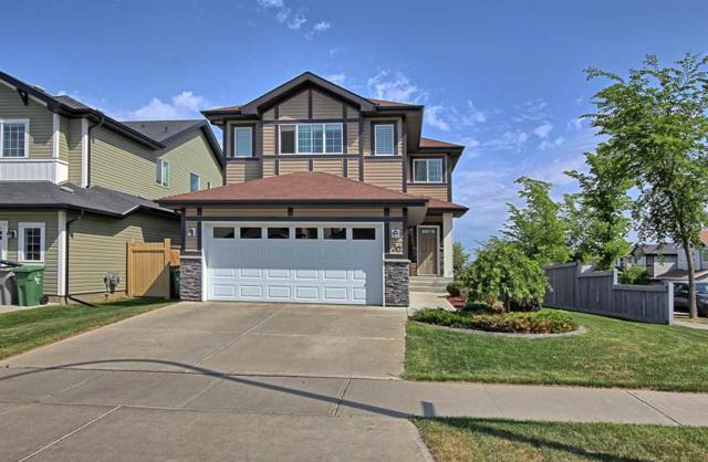 30 Rue Brunelle Street, Beaumont, AB T6E 5W8 (#E4115733) :: The Foundry Real Estate Company