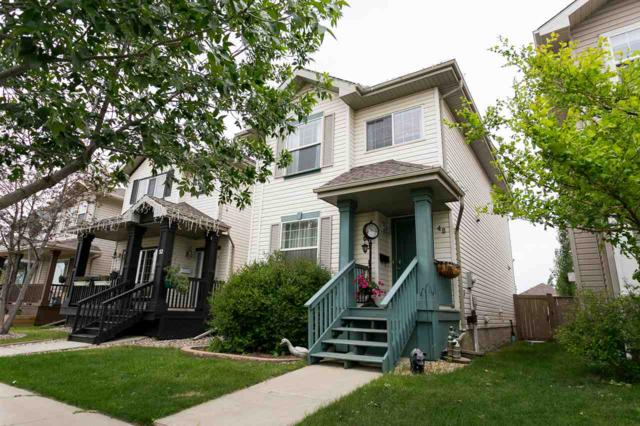 48 Bethel Dr, Sherwood Park, AB T8H 2G1 (#E4115830) :: The Foundry Real Estate Company