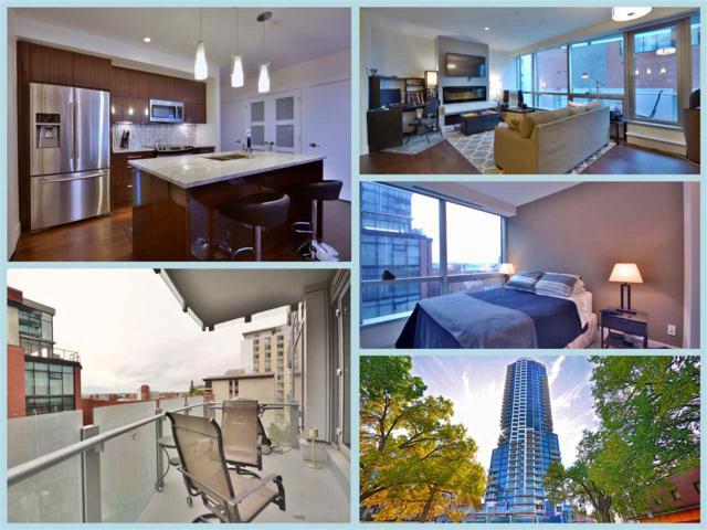 404 11969 Jasper Avenue, Edmonton, AB T5K 0P1 (#E4115968) :: GETJAKIE Realty Group Inc.