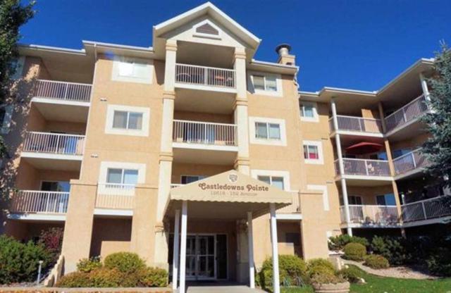 106 12618 152 Avenue, Edmonton, AB T5X 6B2 (#E4116060) :: The Foundry Real Estate Company