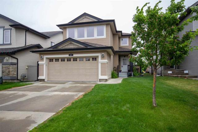 337 Cowan Crescent, Sherwood Park, AB T8H 0E4 (#E4116081) :: The Foundry Real Estate Company